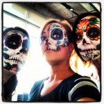 sugar skull faces