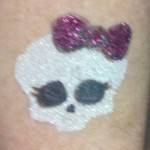 Monster High Glitter Tattoo